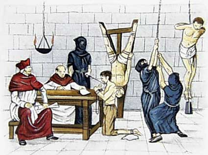 Propagande contre l'Inquisition